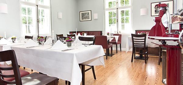 Restaurant Pförtnerhaus Schloss Plön